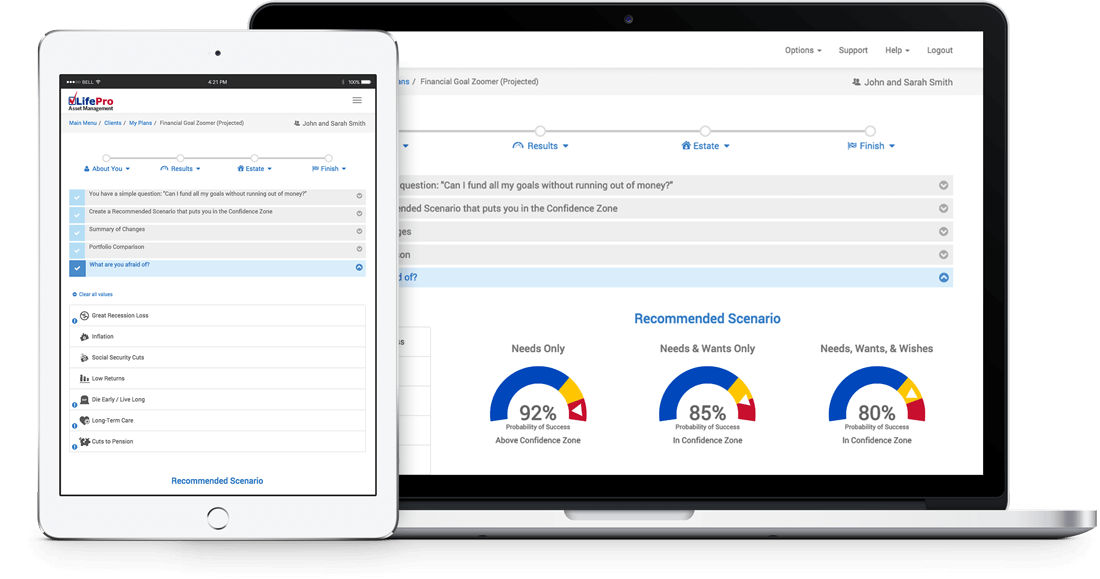 LifePro Asset Management Financial Plan